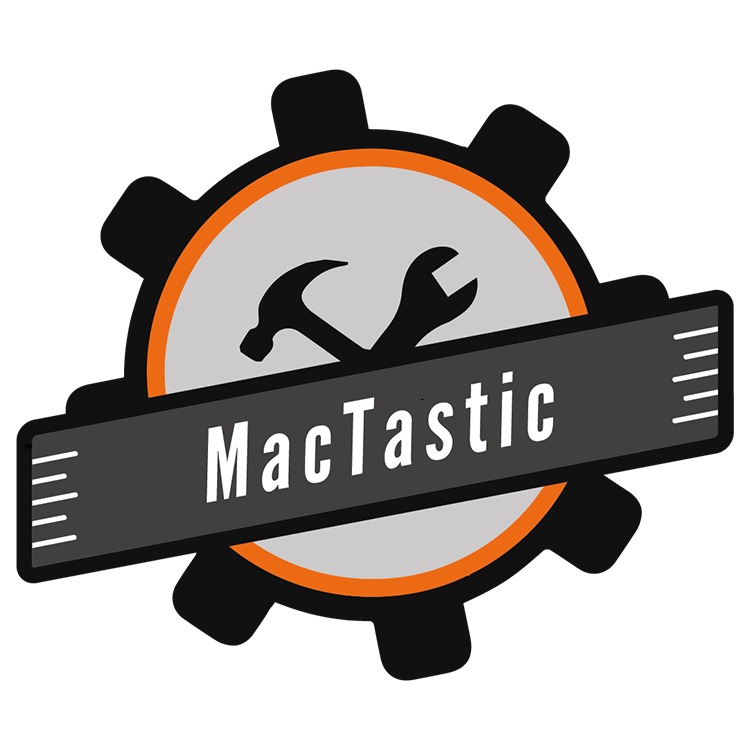 MacTastic - Logo